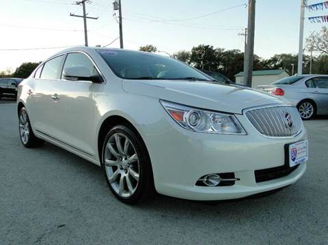 2010 Buick LaCrosse for sale at I-80 Auto Sales in Hazel Crest IL
