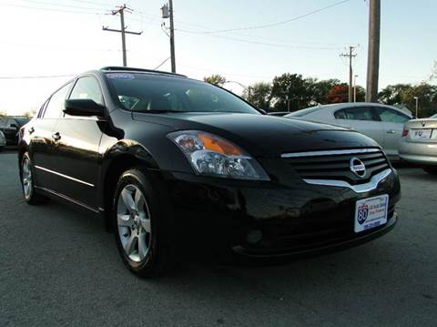 2008 Nissan Altima for sale at I-80 Auto Sales in Hazel Crest IL