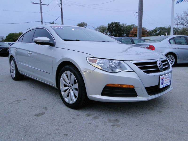 2012 volkswagen cc in hazel crest il i 80 auto sales. Black Bedroom Furniture Sets. Home Design Ideas