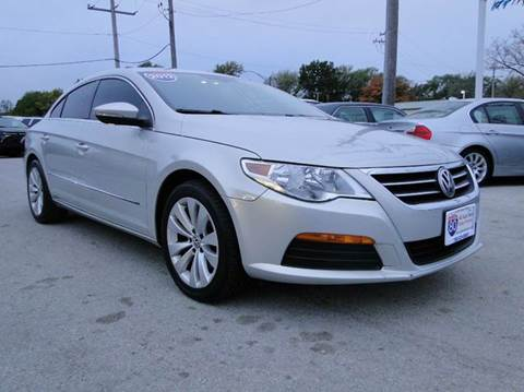 2012 Volkswagen CC for sale at I-80 Auto Sales in Hazel Crest IL
