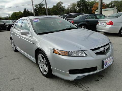 2005 Acura TL for sale at I-80 Auto Sales in Hazel Crest IL