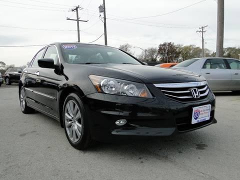 2011 Honda Accord for sale at I-80 Auto Sales in Hazel Crest IL