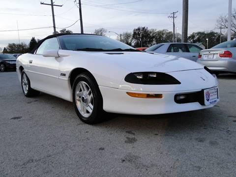 1995 Chevrolet Camaro for sale at I-80 Auto Sales in Hazel Crest IL
