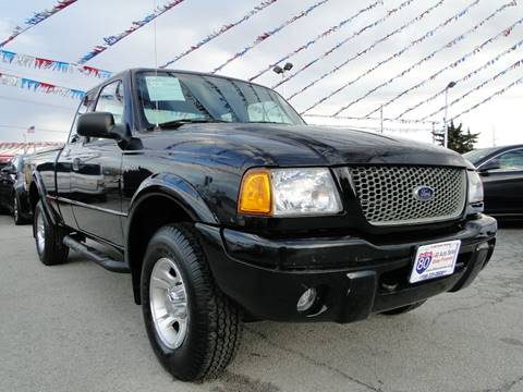 2001 Ford Ranger for sale in Hazel Crest, IL