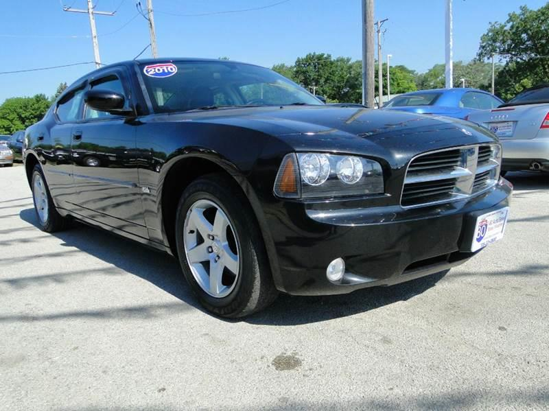 2010 dodge charger in hazel crest il i 80 auto sales. Black Bedroom Furniture Sets. Home Design Ideas