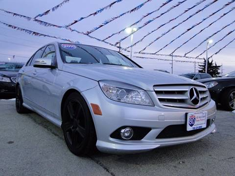 2010 Mercedes-Benz C-Class for sale in Hazel Crest, IL