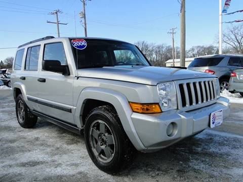 2006 Jeep Commander for sale in Hazel Crest, IL