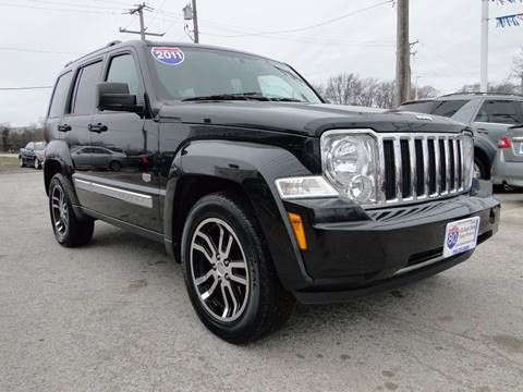 2011 Jeep Liberty for sale in Hazel Crest, IL