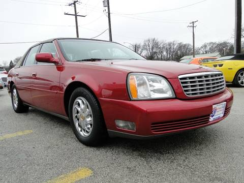 2005 Cadillac DeVille for sale in Hazel Crest, IL