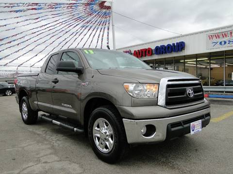 2013 Toyota Tundra for sale at I-80 Auto Sales in Hazel Crest IL