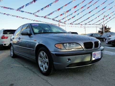 2003 BMW 3 Series for sale at I-80 Auto Sales in Hazel Crest IL