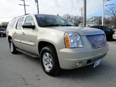 2007 GMC Yukon XL for sale at I-80 Auto Sales in Hazel Crest IL
