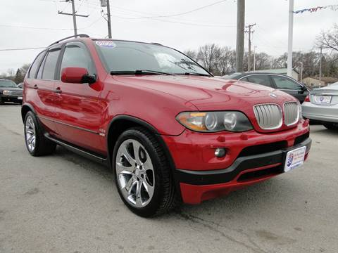 2005 BMW X5 for sale at I-80 Auto Sales in Hazel Crest IL