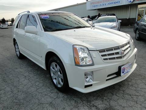 2008 Cadillac SRX for sale at I-80 Auto Sales in Hazel Crest IL