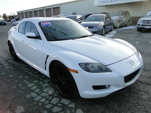 2005 Mazda RX-8 for sale at I-80 Auto Sales in Hazel Crest IL