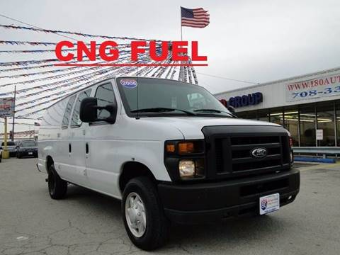 2008 Ford E-Series Cargo for sale at I-80 Auto Sales in Hazel Crest IL