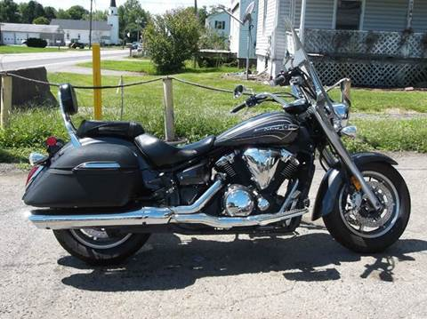 2012 Yamaha V-Star for sale in North Bloomfield, OH