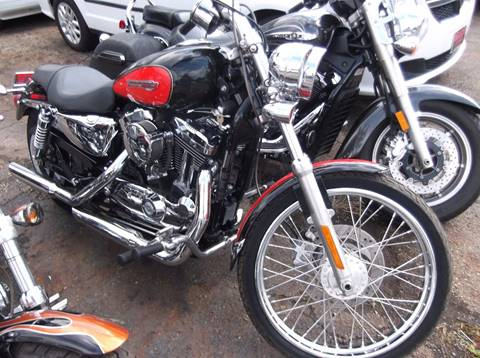 2009 Harley-Davidson Sportster for sale in North Bloomfield, OH