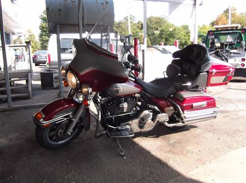 1997 Harley-Davidson Electra Glide for sale in North Bloomfield, OH