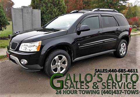 2009 Pontiac Torrent for sale in North Bloomfield, OH
