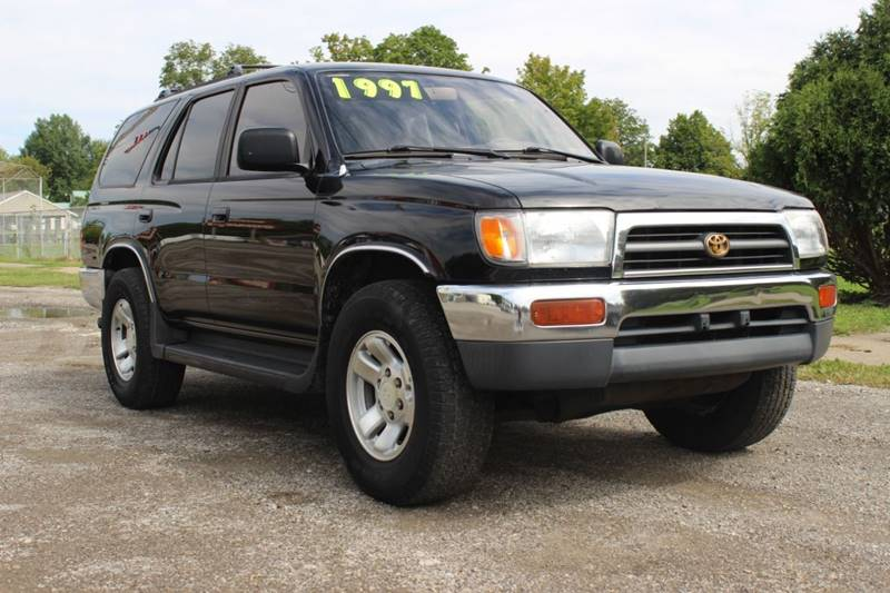1997 Toyota 4Runner SR5 4dr SUV   North Bloomfield OH