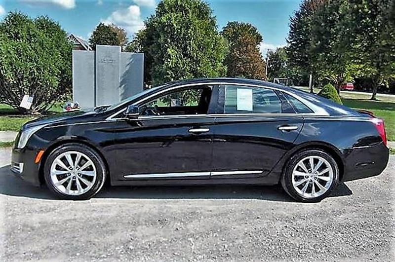 2013 Cadillac Xts AWD Luxury Collection 4dr Sedan In North