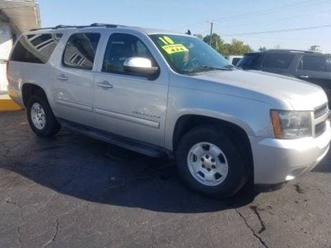2010 Chevrolet Suburban for sale in North Bloomfield, OH