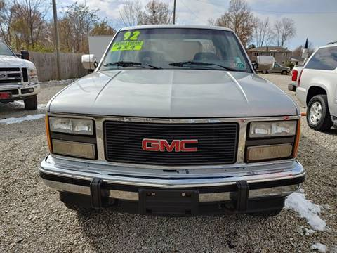 1992 GMC Sierra 1500 for sale in North Bloomfield, OH