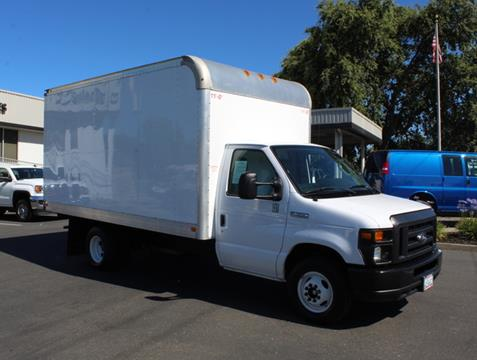 2017 Ford E-Series Chassis for sale in Healdsburg, CA
