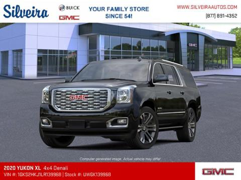 2020 GMC Yukon XL for sale in Healdsburg, CA