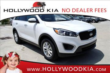 2017 Kia Sorento for sale in Hollywood, FL