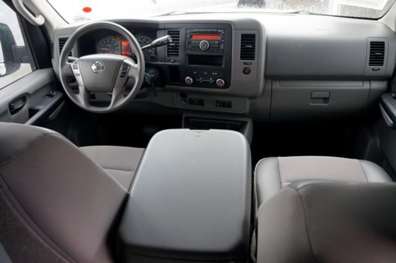 2015 Nissan NV Cargo for sale at Jumbo Auto & Truck Plaza in Hollywood FL