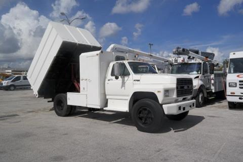 1992 Ford F-700 for sale in Hollywood, FL
