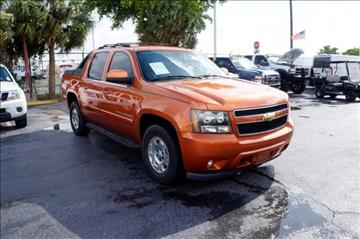 2007 Chevrolet Avalanche for sale at Jumbo Auto & Truck Plaza in Hollywood FL