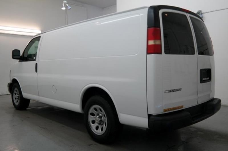 2010 Chevrolet Express Cargo for sale at Jumbo Auto & Truck Plaza in Hollywood FL