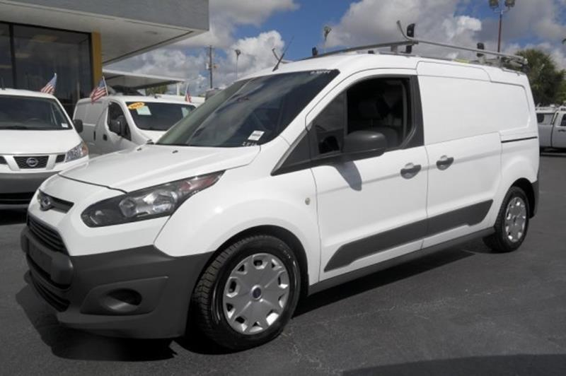 2015 Ford Transit Connect Cargo for sale at Jumbo Auto & Truck Plaza in Hollywood FL
