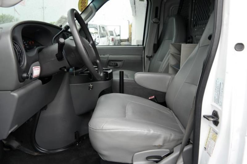 2008 Ford E-Series Cargo for sale at Jumbo Auto & Truck Plaza in Hollywood FL