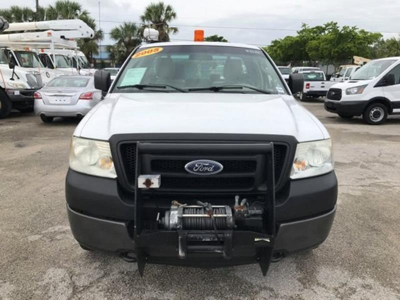 2005 Ford F-150 for sale at Jumbo Auto & Truck Plaza in Hollywood FL
