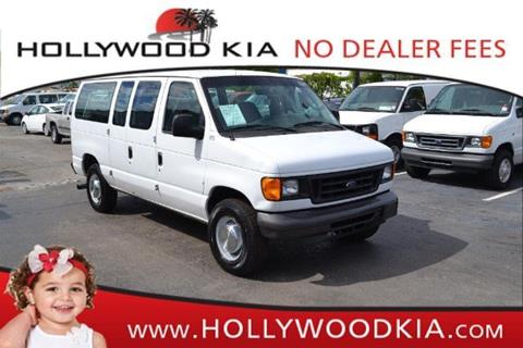 2006 Ford E-Series Wagon for sale in Hollywood, FL
