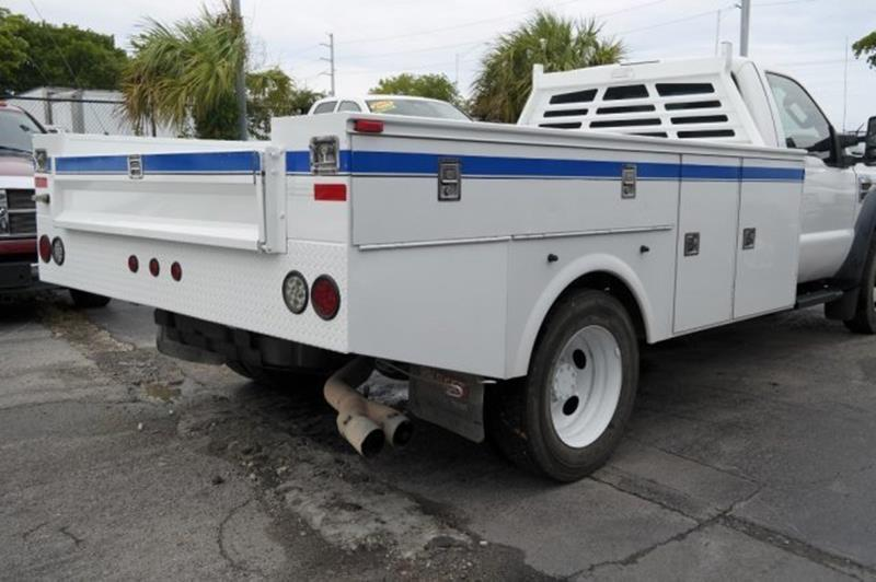 2008 Ford F-450 for sale at Jumbo Auto & Truck Plaza in Hollywood FL
