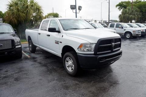 2014 RAM Ram Pickup 2500 for sale at Jumbo Auto & Truck Plaza in Hollywood FL