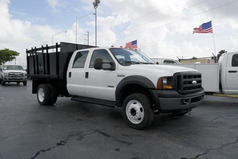 2005 Ford F-450 for sale in Hollywood, FL