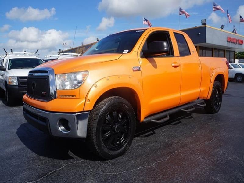 2013 Toyota Tundra for sale at Jumbo Auto & Truck Plaza in Hollywood FL