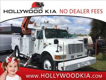 1999 International 4900 for sale at Jumbo Auto & Truck Plaza in Hollywood FL