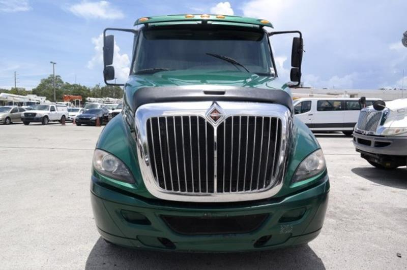 2012 International Co-9670 Double for sale at Jumbo Auto & Truck Plaza in Hollywood FL