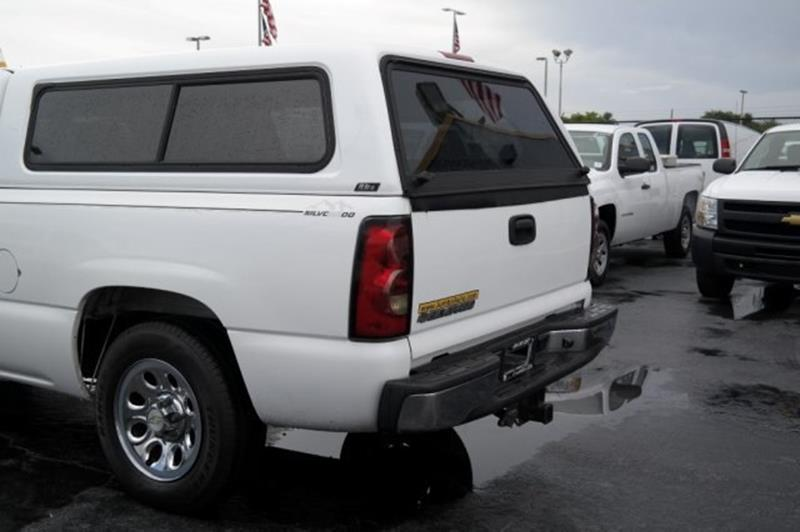 2007 Chevrolet Silverado 1500 for sale at Jumbo Auto & Truck Plaza in Hollywood FL