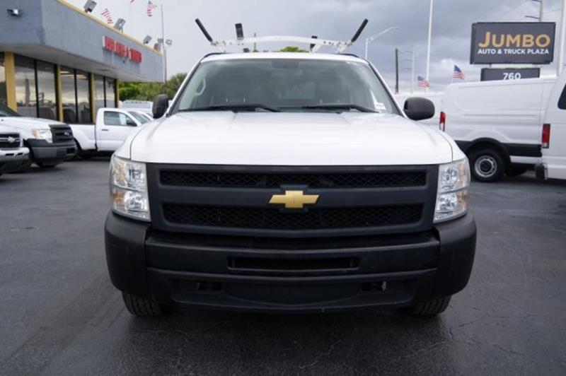2012 Chevrolet Silverado 1500 for sale at Jumbo Auto & Truck Plaza in Hollywood FL