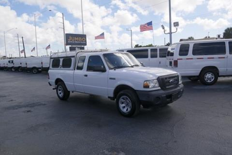 2010 Ford Ranger for sale at Jumbo Auto & Truck Plaza in Hollywood FL