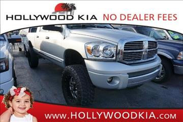 2006 Dodge Ram Pickup 1500 for sale at Jumbo Auto & Truck Plaza in Hollywood FL
