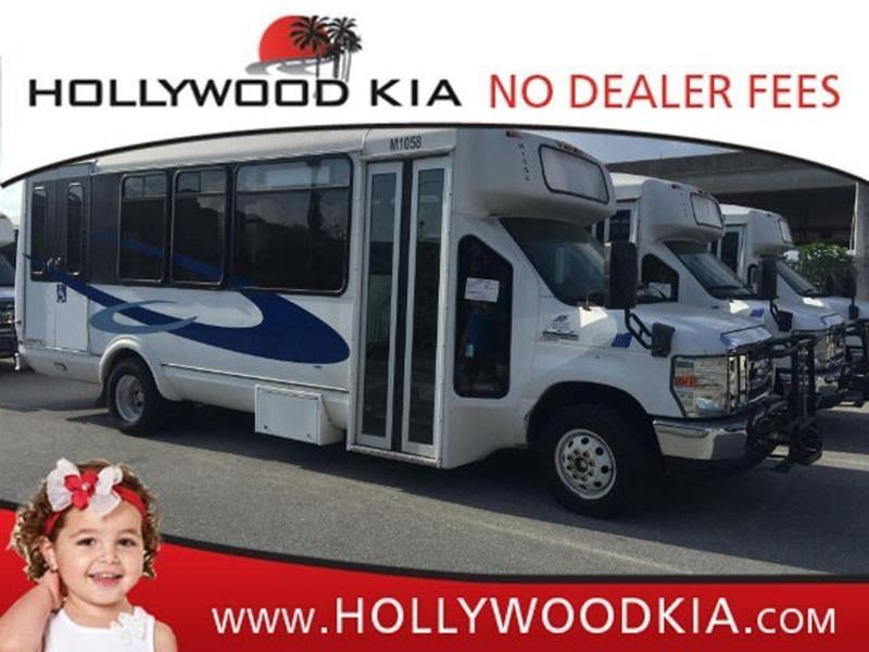 2010 Ford E-450 for sale at Jumbo Auto & Truck Plaza in Hollywood FL